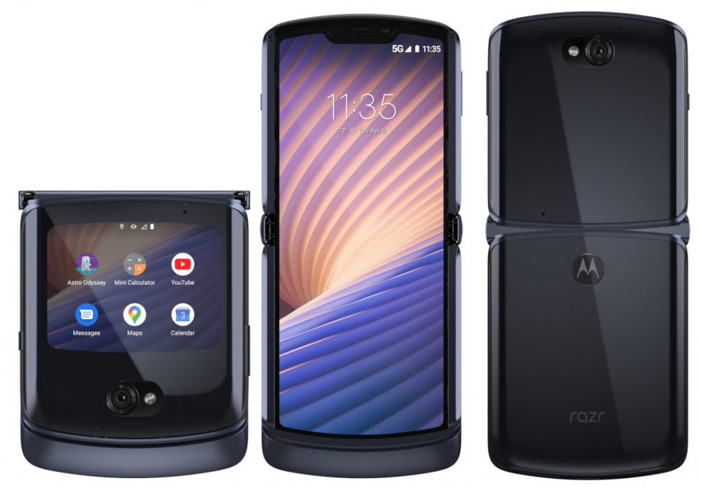 Motorola Razr 5G launched