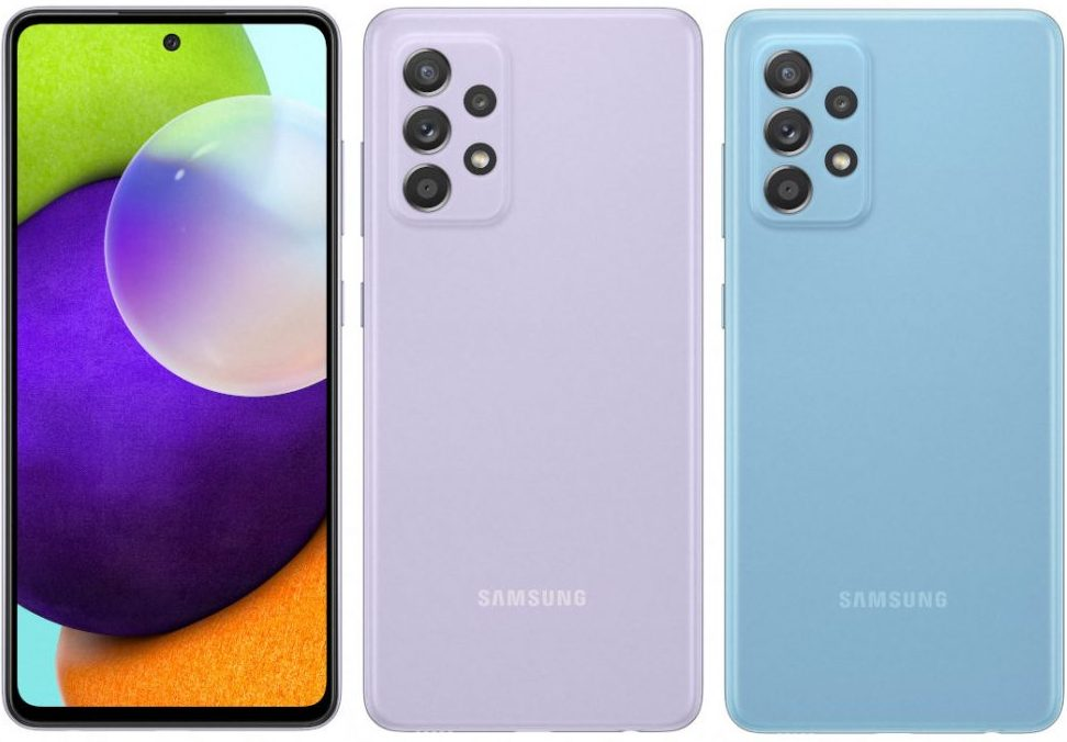 Samsung Galaxy A52 5G Launched